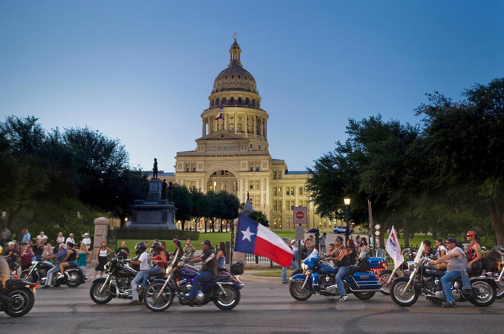 The Republic of Texas (ROT) Biker Rally